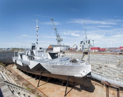 Conservation project restores HMS M.33,  the Royal Navy's only Gallipoli survivor