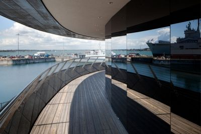 Mary Rose wins at the 2014 Civic Trust Awards
