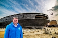 New Chief Executive Appointed for Portsmouth's Mary Rose