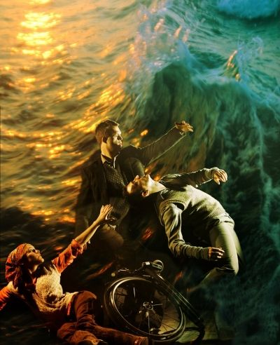 """The Seafarers"" dance theatre production"