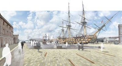 Portsmouth Historic Dockyard Architectural Competition winner announced