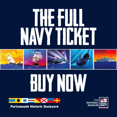 The Full Navy Ticket is now available to buy online