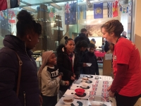 Going places with the Royal Navy event for Black History Month